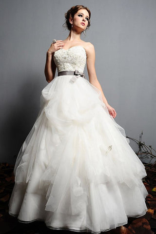 Surrey Bridal Store Wedding Dress Princess