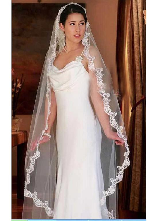 Surrey wedding shop Veil Match Your Elegant Wedding Dress For stunning Bride - The Wedding LookBook
