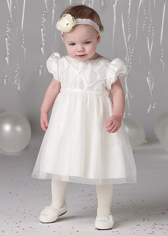 Adorable Baby Flower Girl Dress