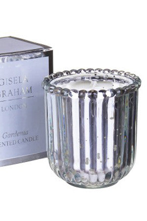 Gisela Graham Gold Candle