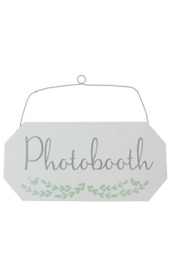 Gisela Graham 'Photobooth' Sign