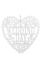 Gisela Graham 'Wedding Day' Decoration