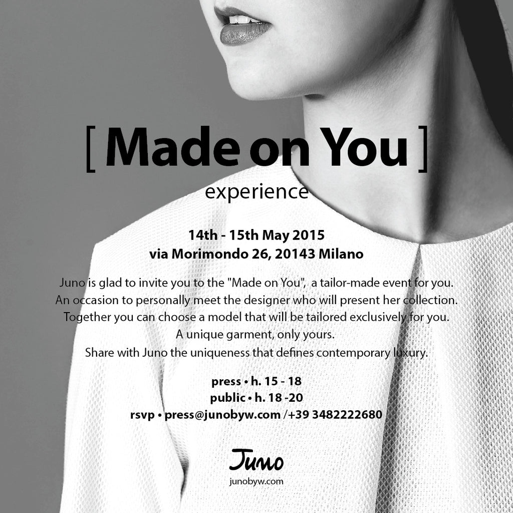 Made on You Launch