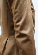 Han cover cashmere coat