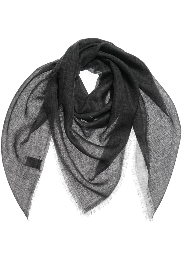 Scarf | Dark grey