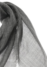 Air scarf | Medium grey