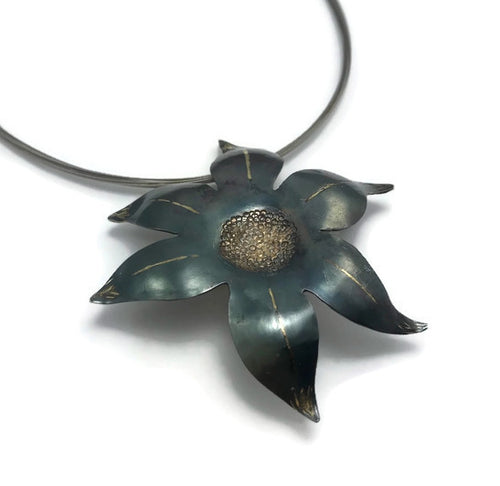 Summer Flower Pendant