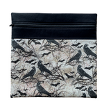 Crows & Bats Project Bag