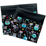 Day of the Dead Cats Project Bag