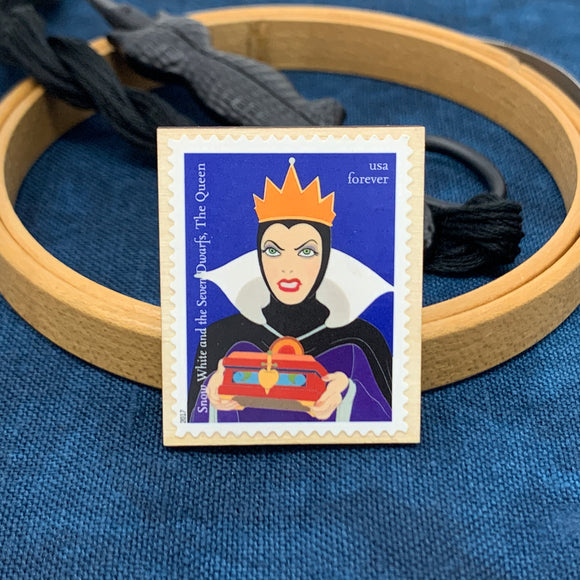 The Evil Queen Disney Villain Needle Minder
