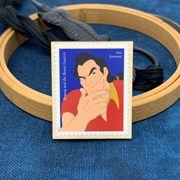 Gaston Disney Villain Needle Minder