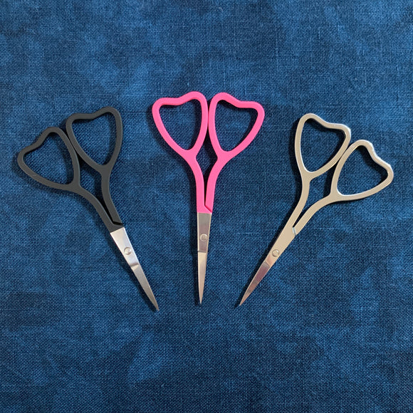 Heart Embroidery Scissors