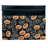 Halloween Cats, Pumpkins, & Owls Project Bag