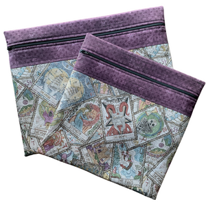 Fortune Teller Tarot Cards Project Bag