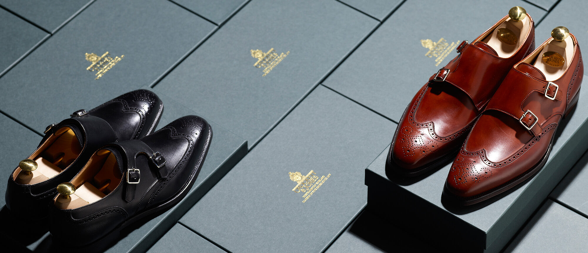 Crockett & Jones - New Autumn Winter 2017 Collection Mens