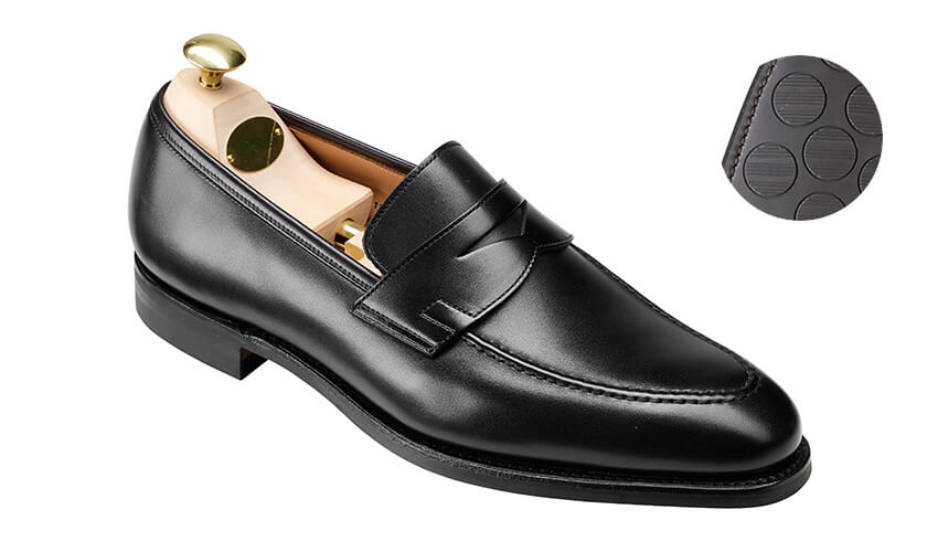 Sydney Black Calf | Crockett & Jones