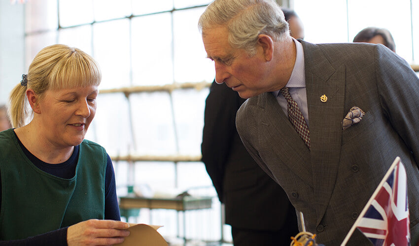 HRH-The-Prince-of-Wales-visits-Crockett-and-Jones-Factory-3