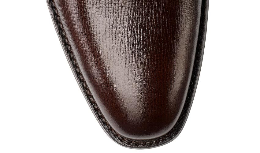 Kew Dark Brown Willow Grain | Crockett & Jones