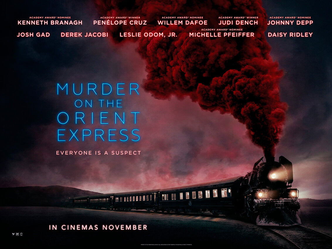 Crockett & Jones X Murder On The Orient Express