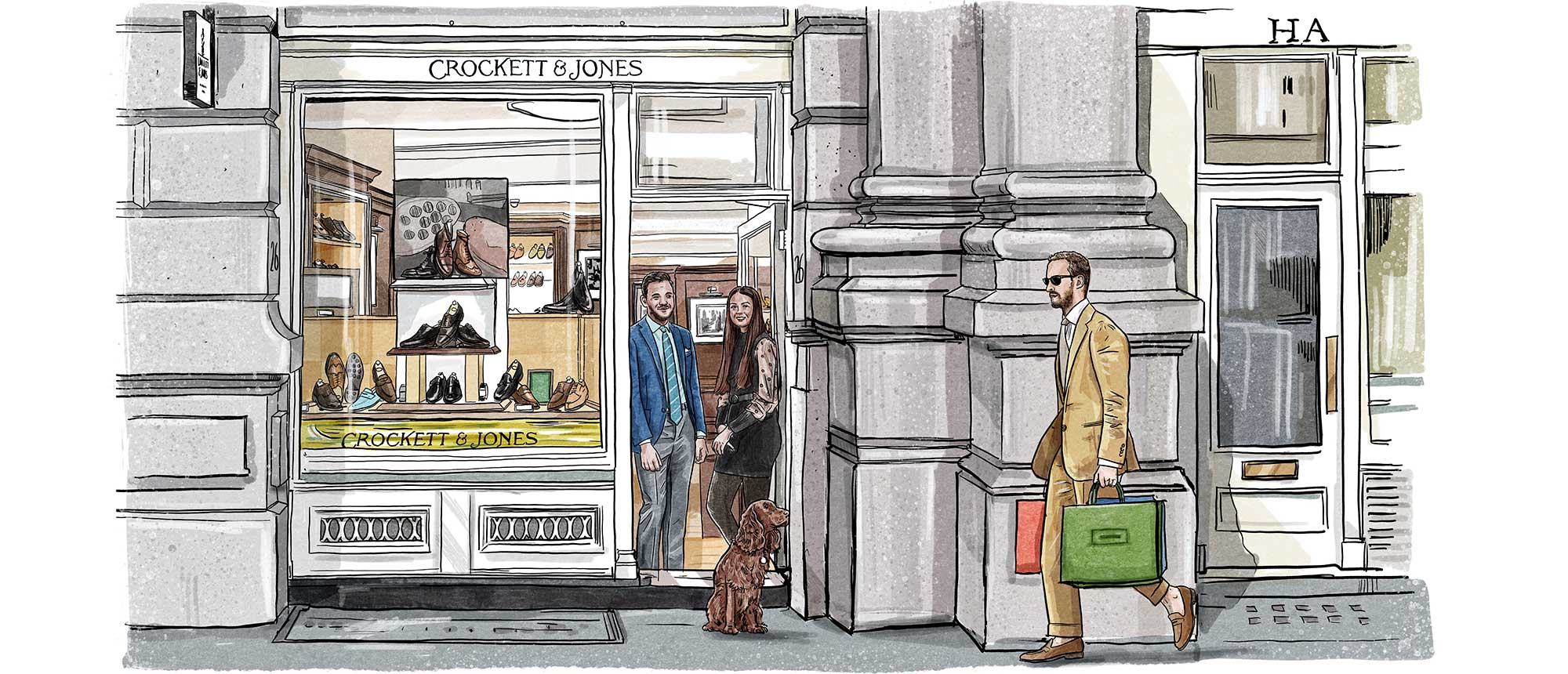 Crockett & Jones - Why Now Is The Time To Shop Local