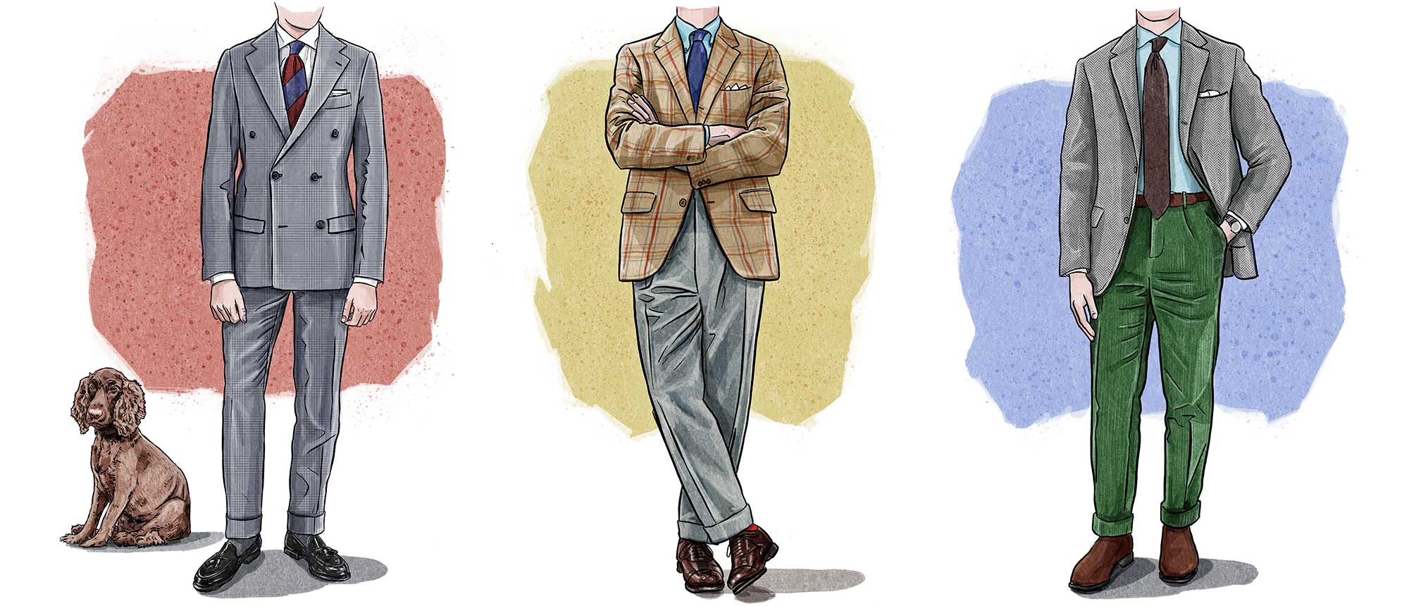 Crockett & Jones - How to Style Shoes in Autumn