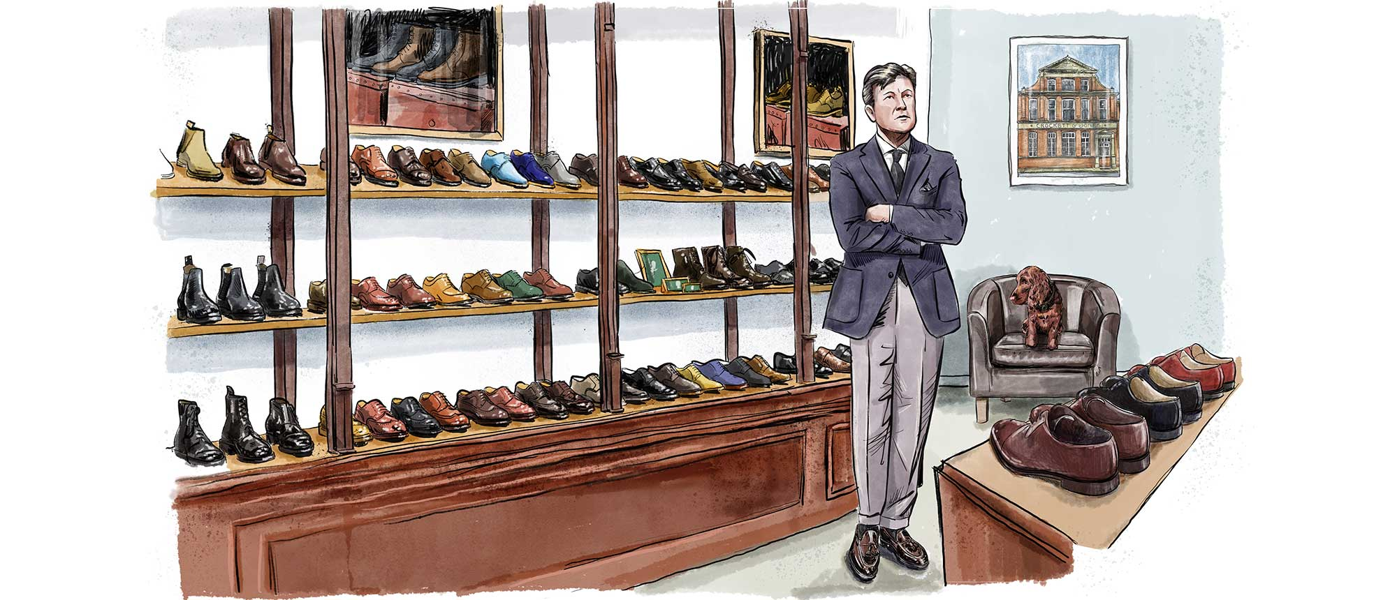 Crockett & Jones - The next investment...