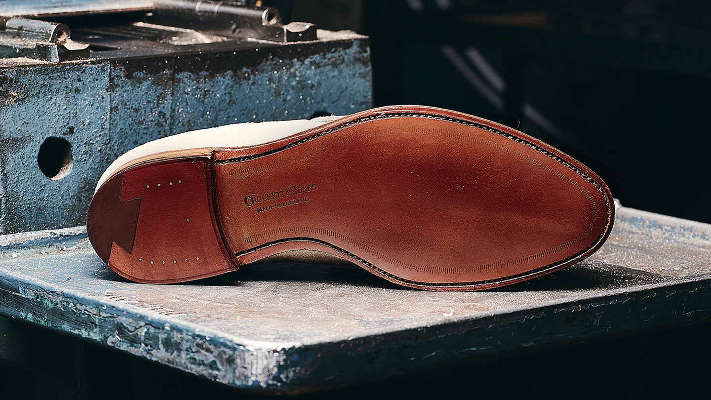 Superflex Leather Sole