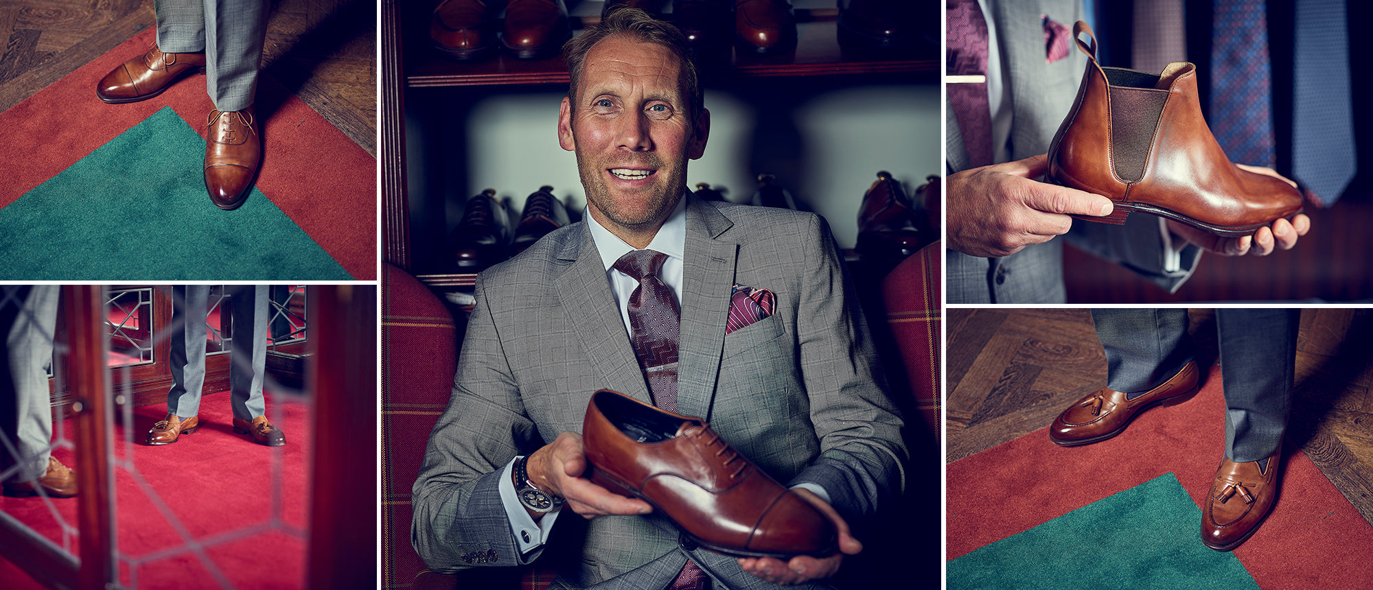 Crockett & Jones - 20 Years on Jermyn Street - Steve Murdoch
