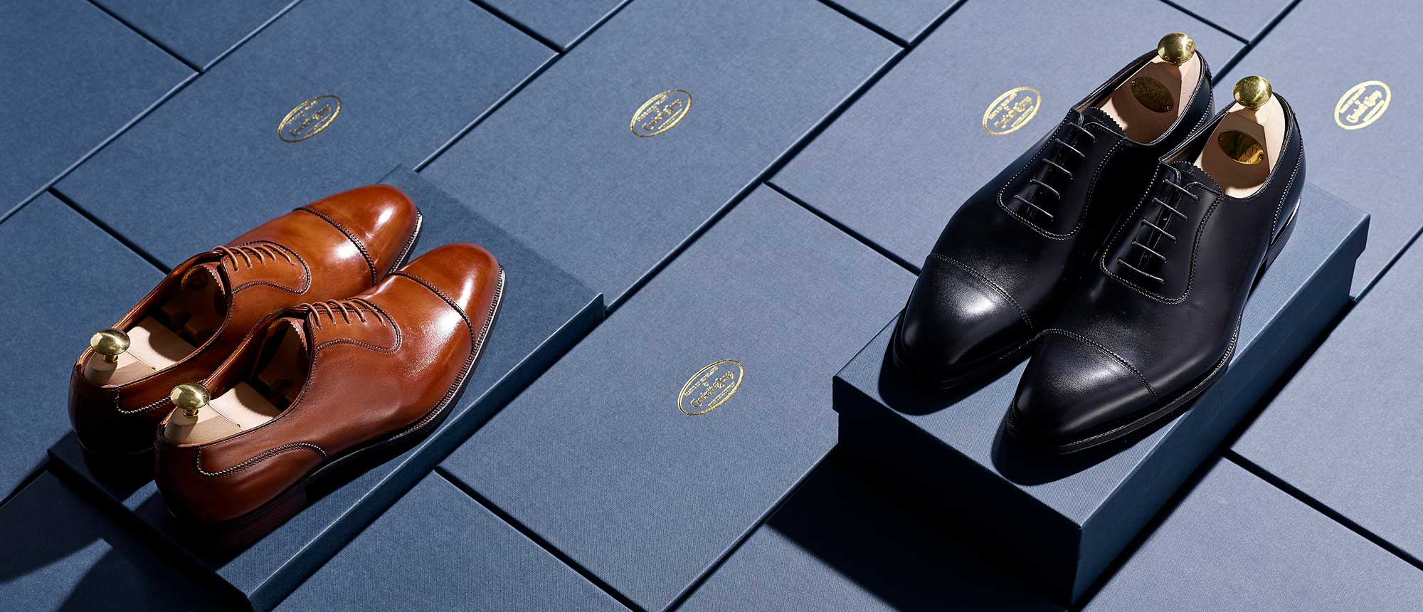Crockett & Jones - AW18 Details... Egerton