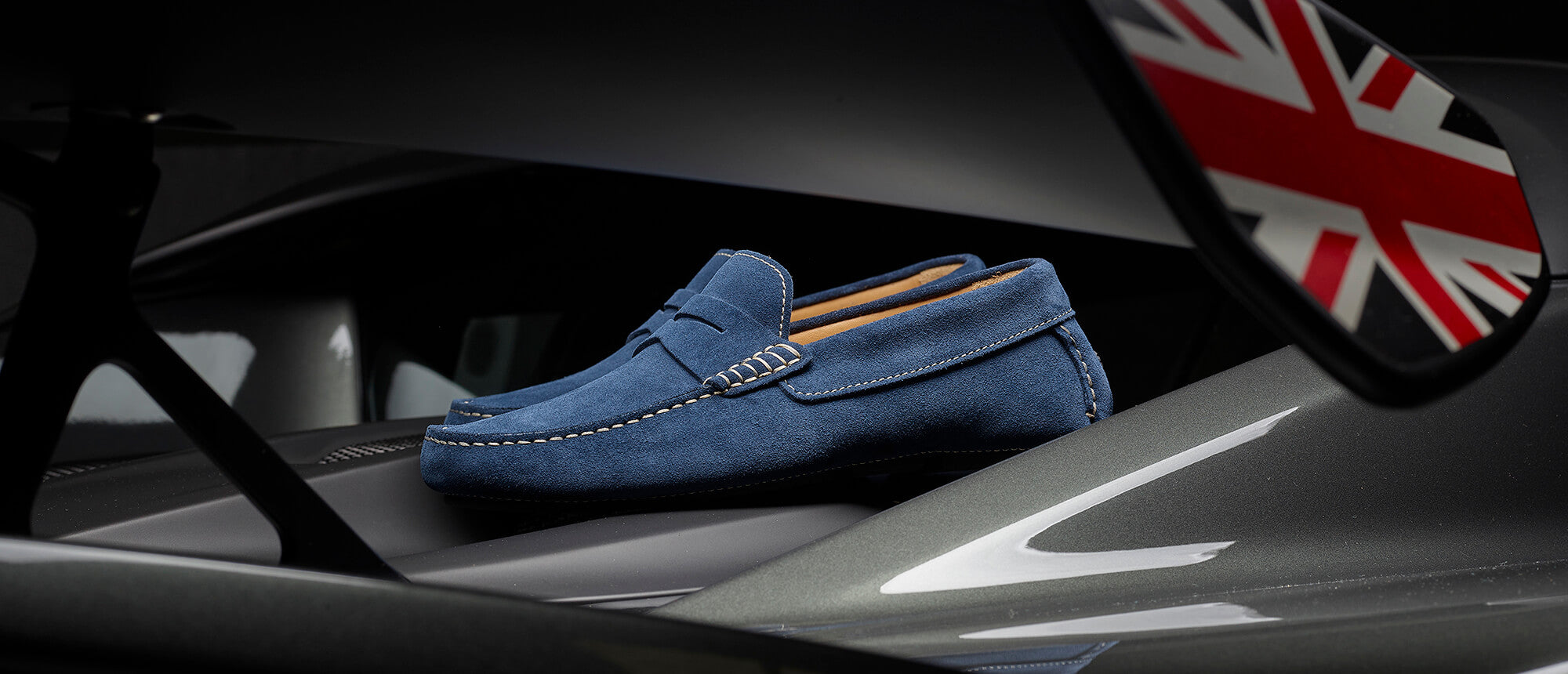 Crockett & Jones - The Driving Shoe