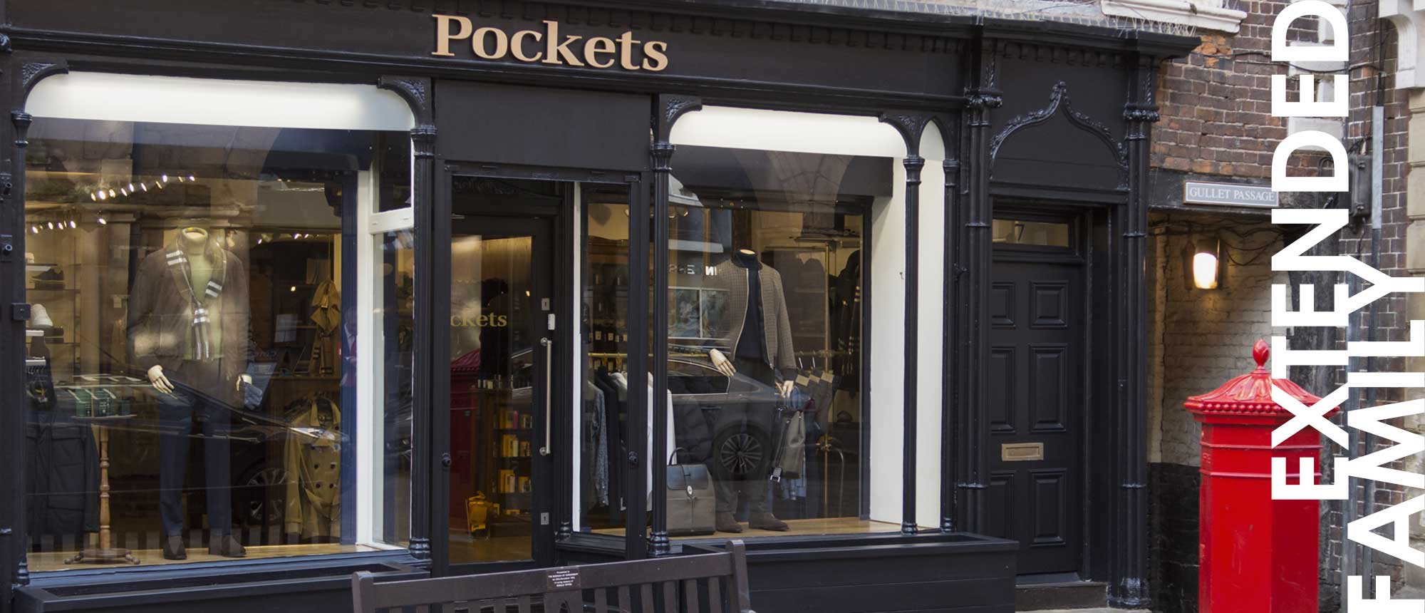 Crockett & Jones - Pockets, England