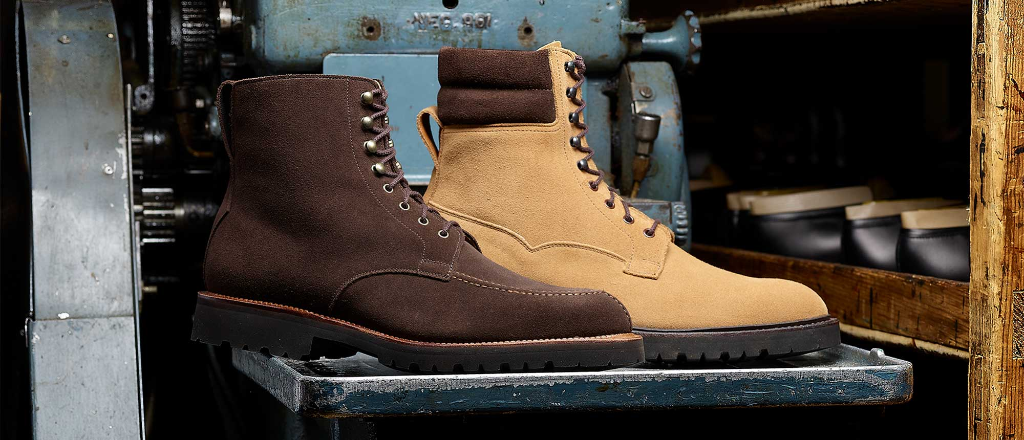 Crockett & Jones - Introducing our AW20 Collection