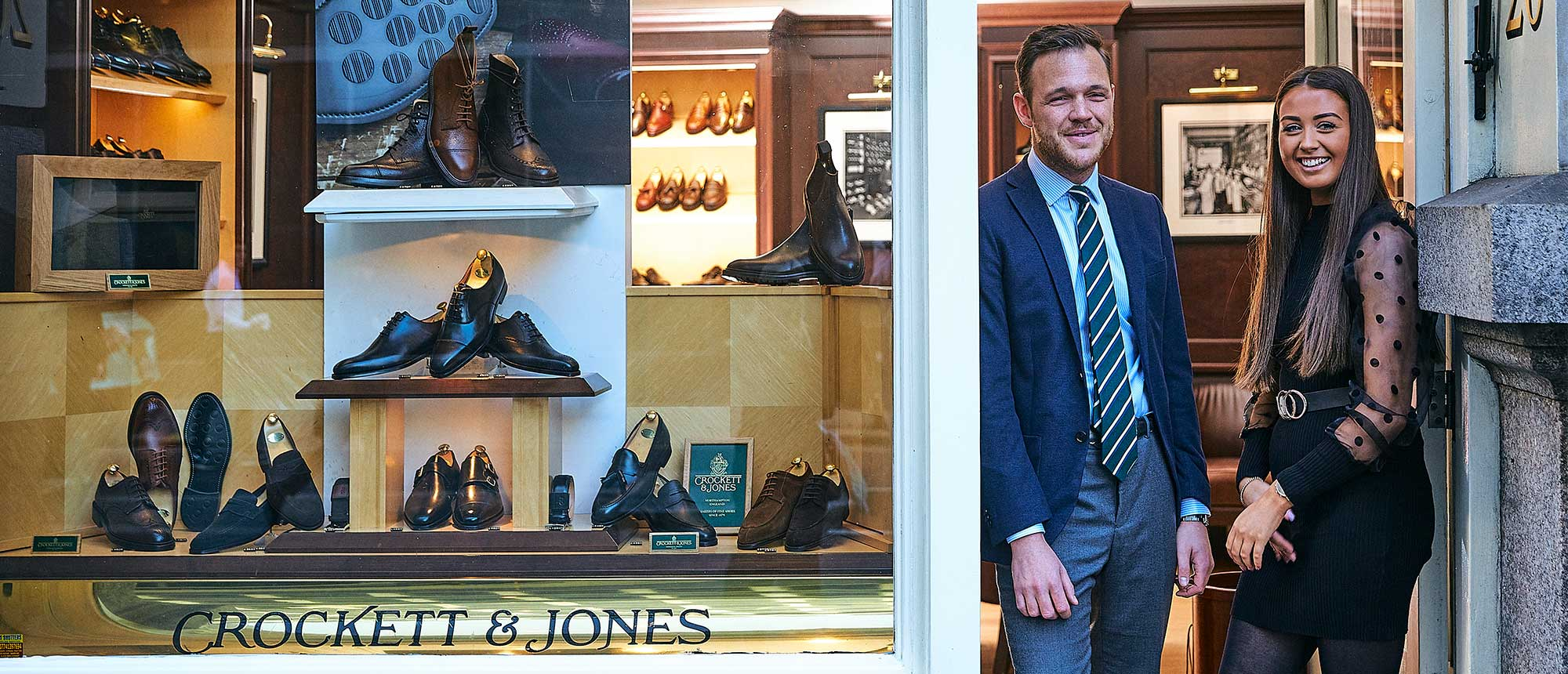 Crockett & Jones - Retail Around the World - Royal Exchange