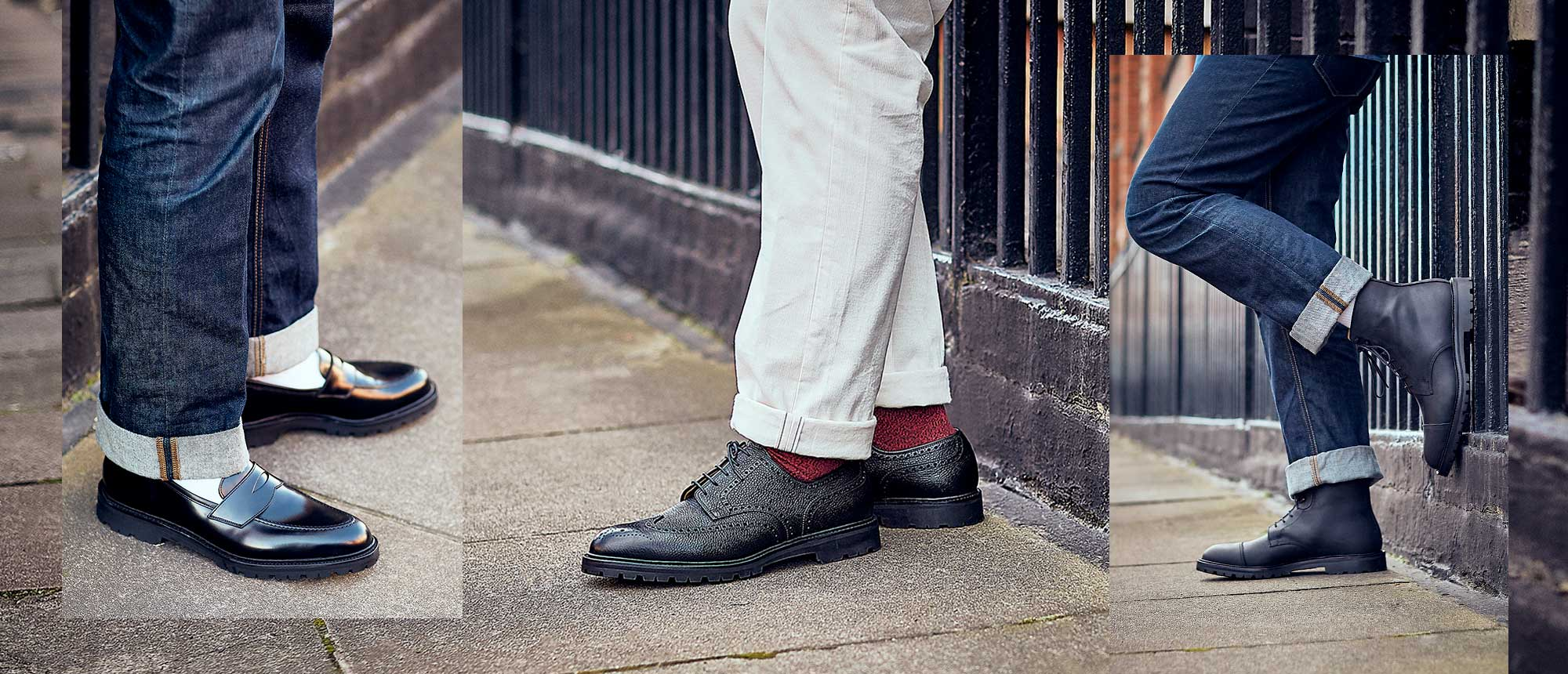 Crockett & Jones - Shoes and Style: The Black Editions