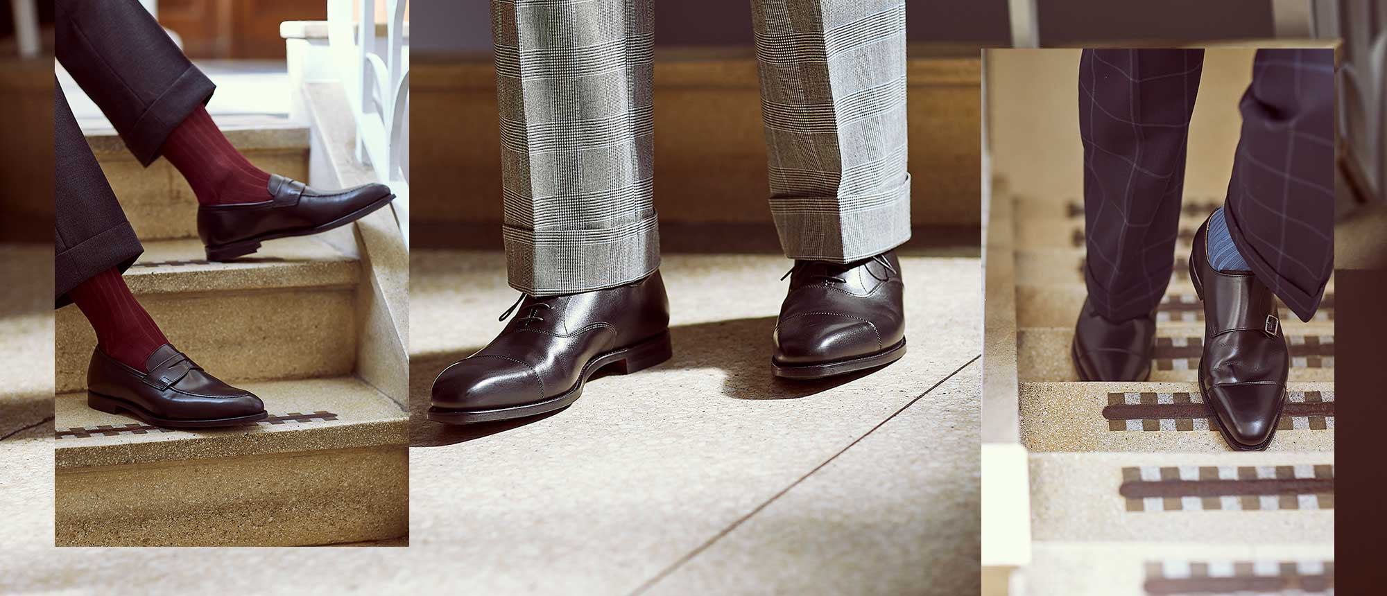 Crockett & Jones - Shoes & Style: Back to Business