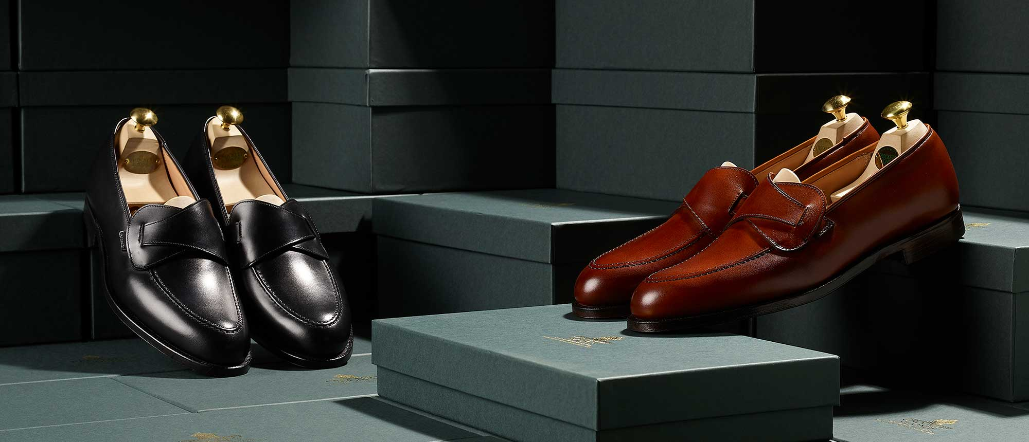 Crockett & Jones - SS20 Details... Selby