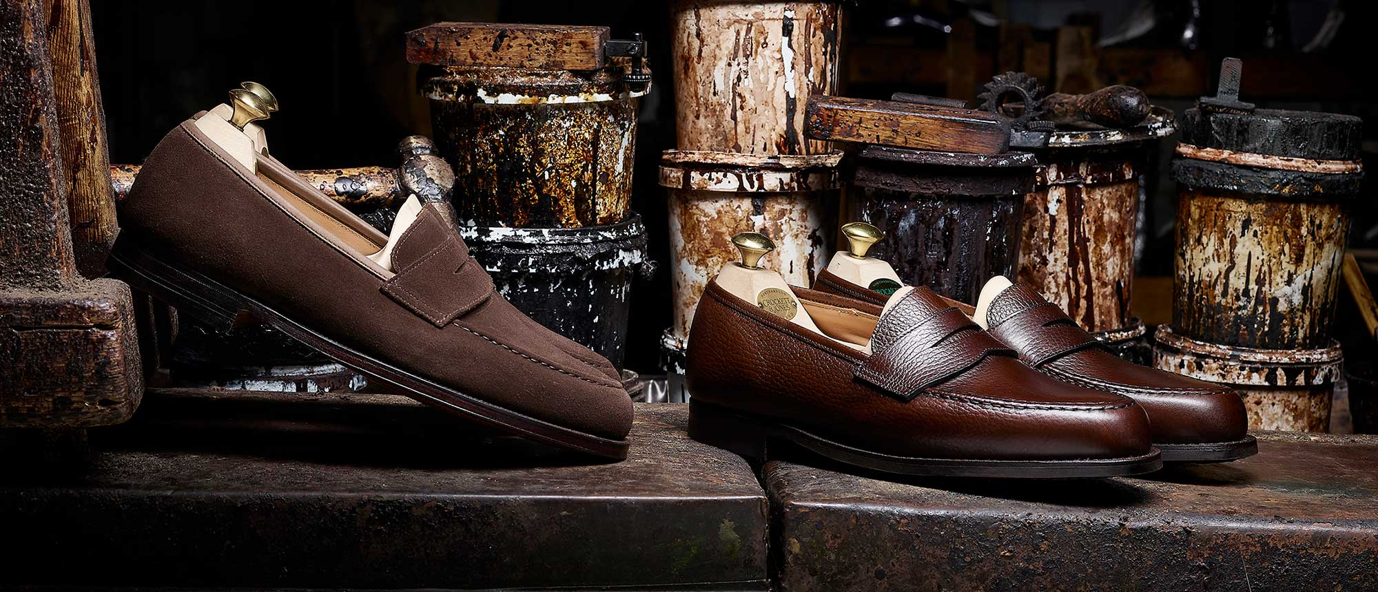 Crockett & Jones - The Essentials... Dress Down