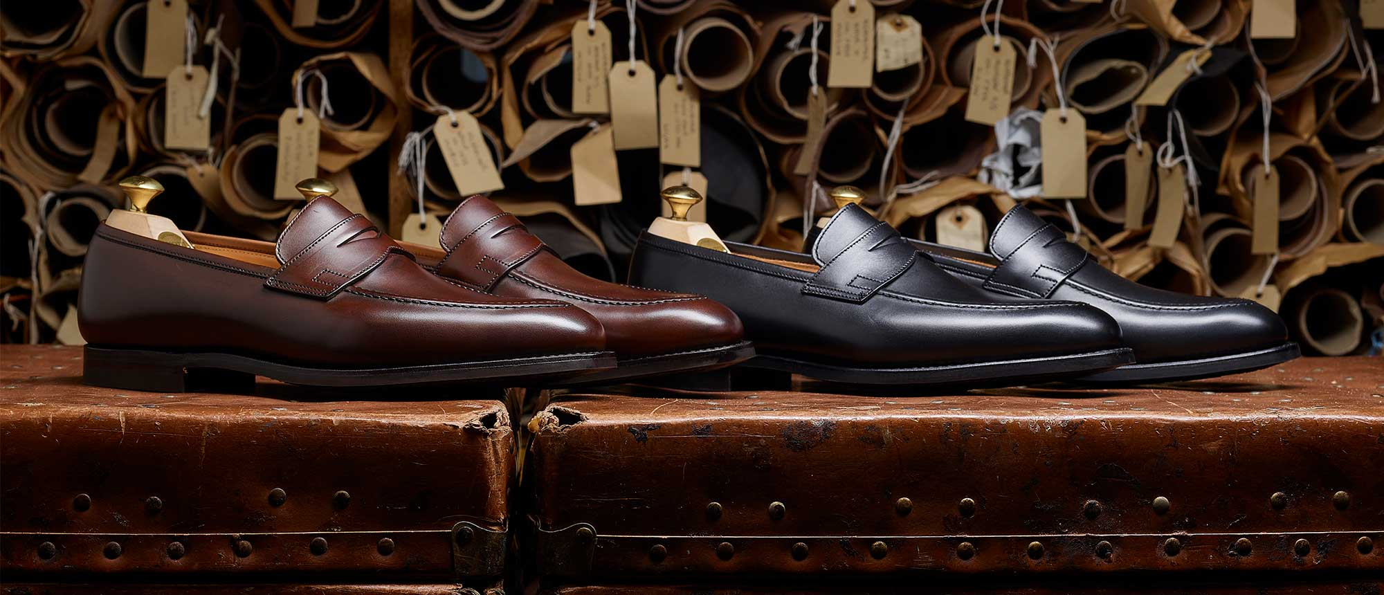 Crockett & Jones - The Essentials... Dress Up