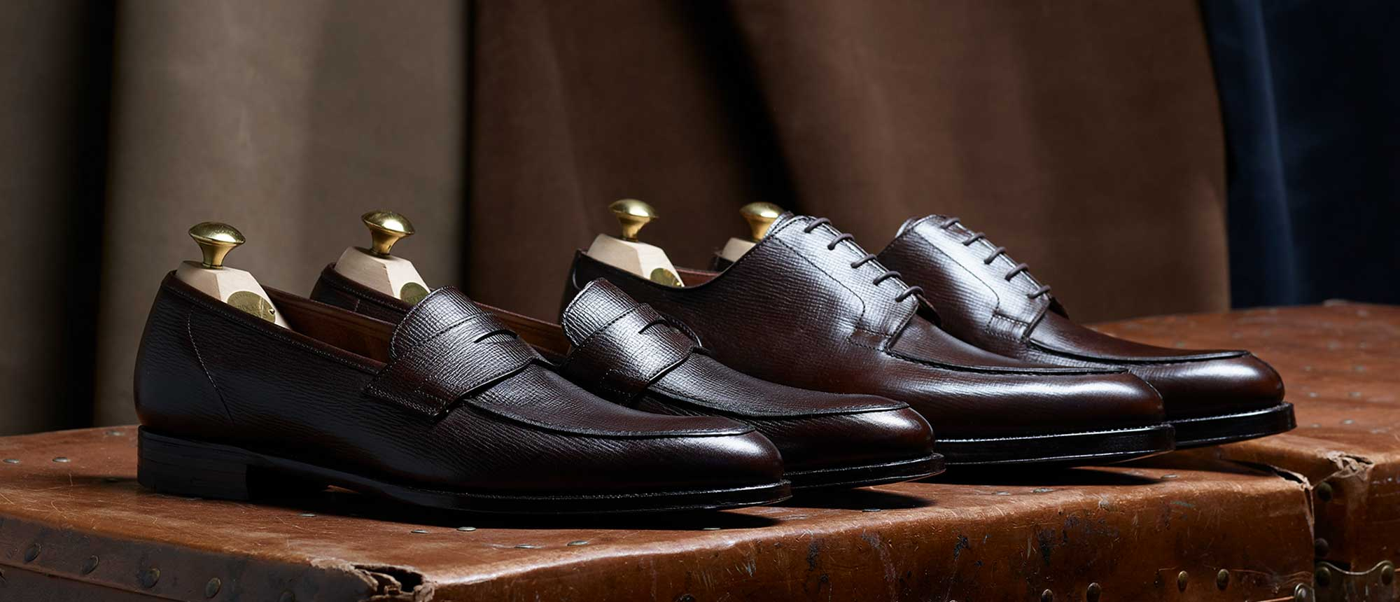 Crockett & Jones - SS19 Hand Grade Collection...Willow Grain