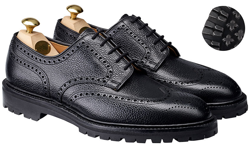 Pembroke | The Black Editions | Crockett & Jones