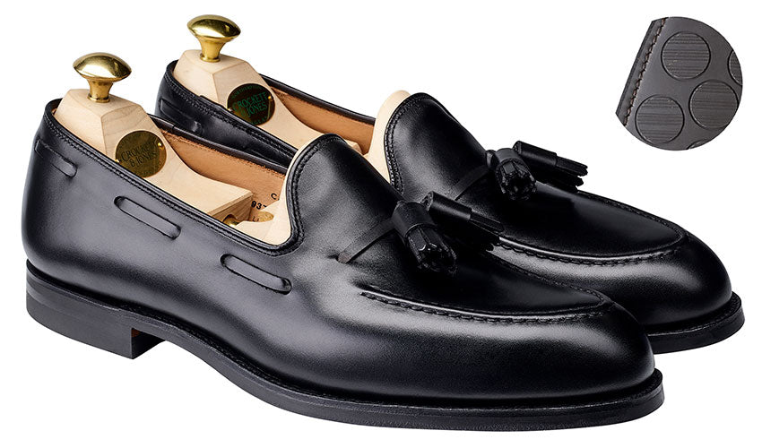 Cavendish Black Calf | Crockett & Jones