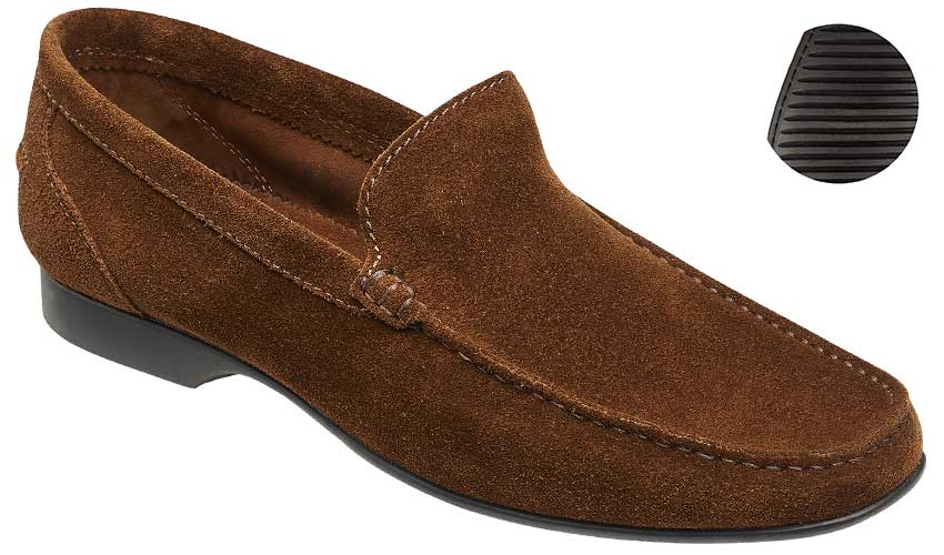 Roma | Chocolate Suede | Crockett & Jones