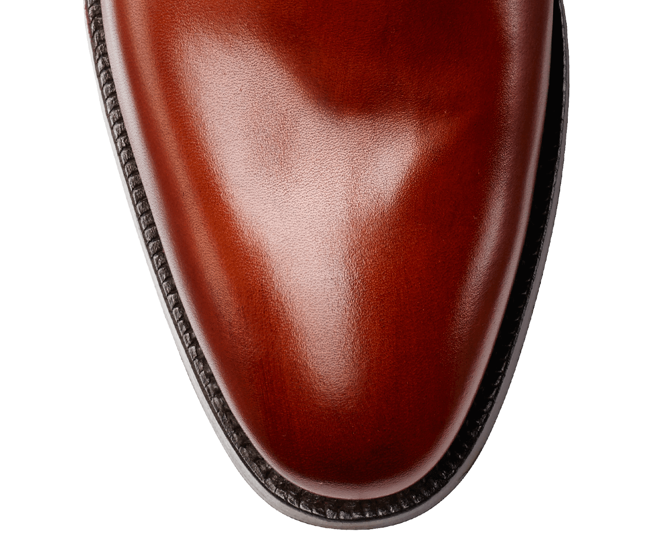 Cottesmore Chestnut Burnished Calf