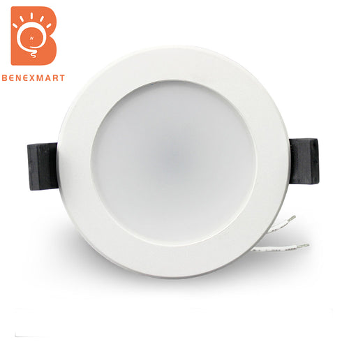 Benexmart 3.5 inch WiFi RGBW Led Downlight 10w Voice Control by Alexa Echo Google Home Assistant Home Automation IFTTT