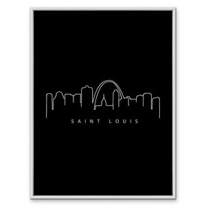 saint louis (black)