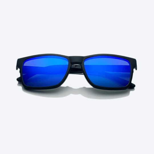 Polarized Sunglasses: Blue