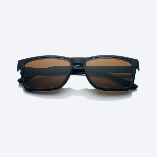 Polarized Sunglasses: Brown