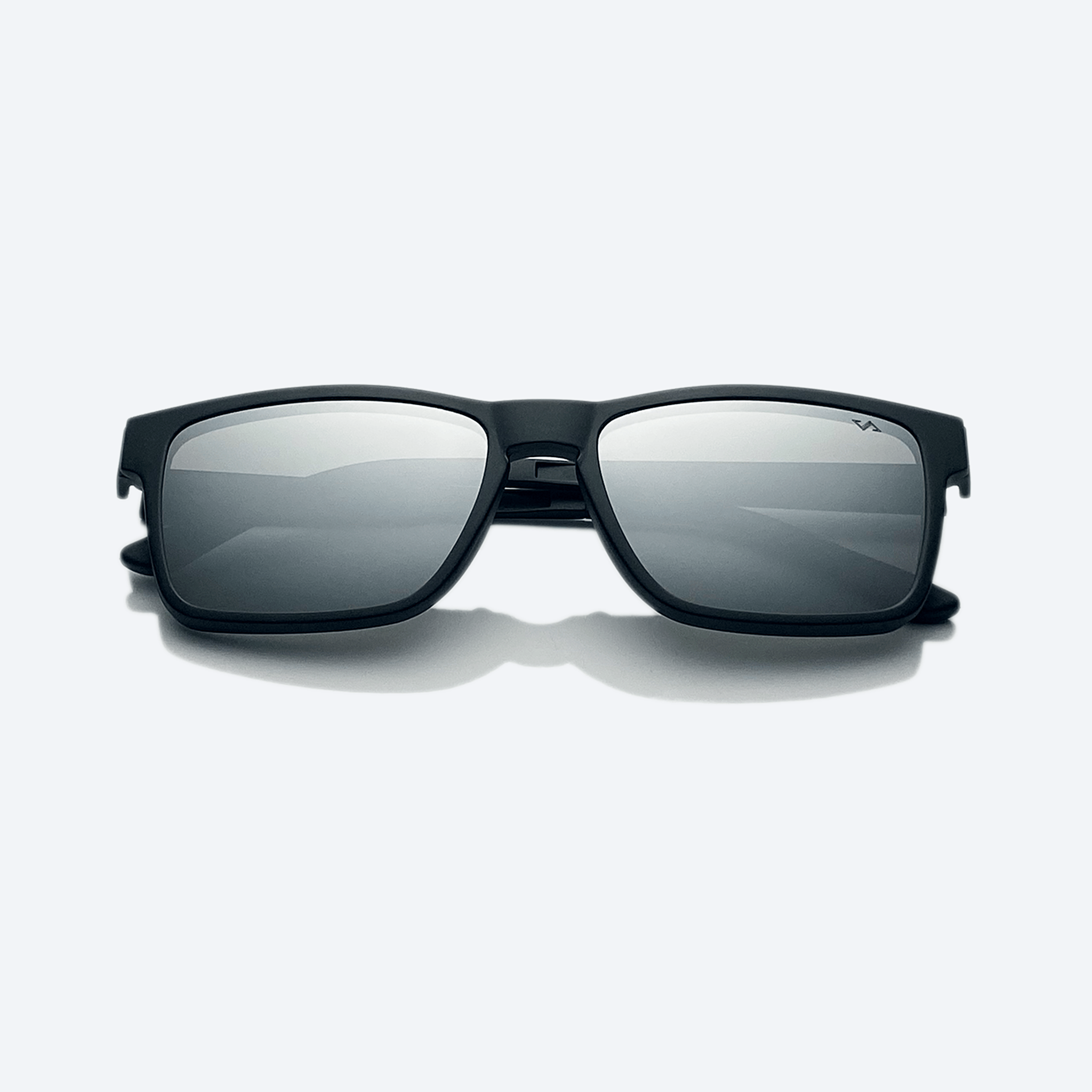 Polarized Sunglasses: Silver