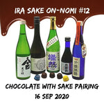 Chocolate with Sake Pairing