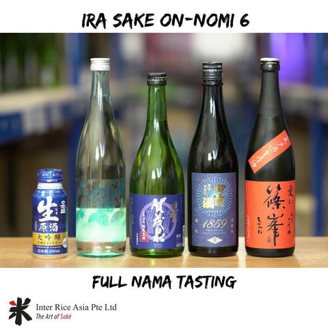 Namazake Selection Onnomi #6